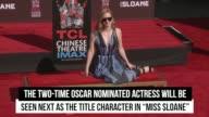 GettyImages Celebrity News JessicaChastain