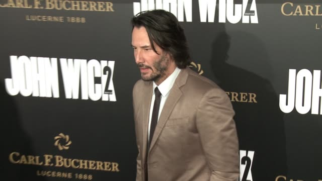 GettyImages Celebrity News JohnWick