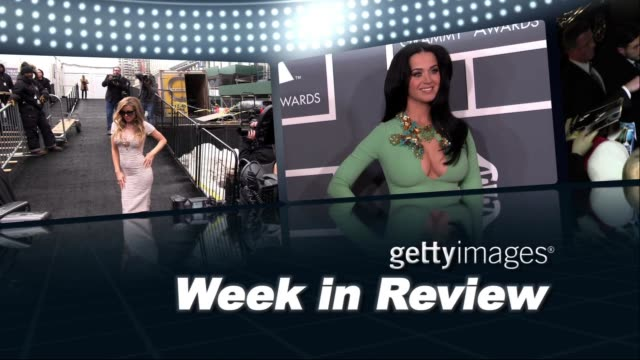 GettyImages Week In Review 02/14/13 on February 14 2013 in Hollywood California