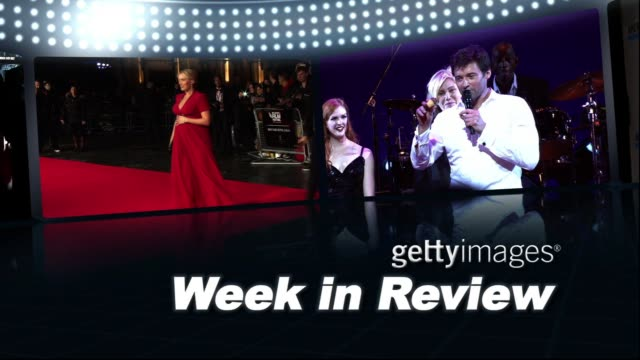 GettyImages Week In Review 10/17/13 on October 17 2013 in Hollywood California