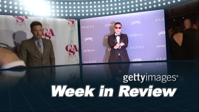 GettyImages Week In Review 11/01/12 on November 01 2012 in Hollywood California