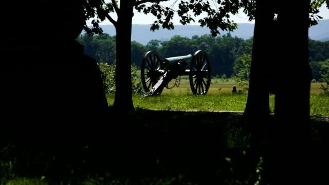 Gettysburg Cannon pan