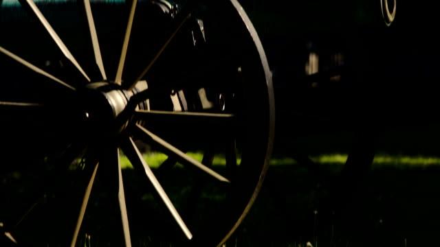Gettysburg Cannon tilt Up