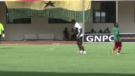 Ghana secure their place at the Africa Cup of Nations after beating Togo 31 in qualifying