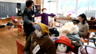 Ghosts of the past are all around in this Fukushima town whose communities were decimated in the aftermath of the 2011 nuclear disaster Video was...