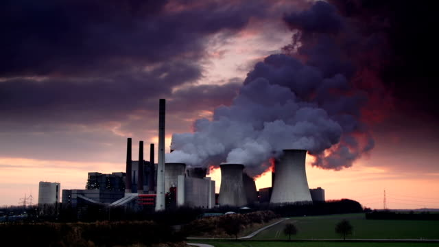 Giant Power Plant