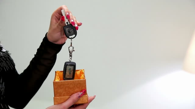 Gift the car