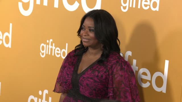 CHYRON 'Gifted' Los Angeles Premiere Presented By Fox Searchlight at Pacific Theatres at The Grove on April 04 2017 in Los Angeles California