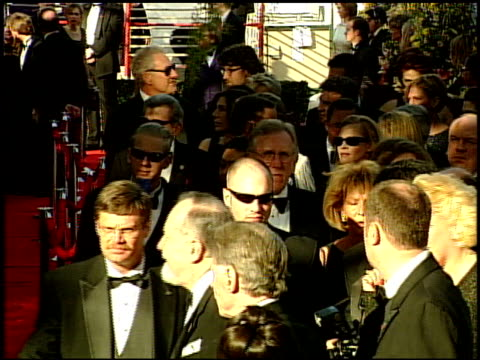 Gilbert Cates at the 1999 Academy Awards at the Shrine Auditorium in Los Angeles California on March 21 1999