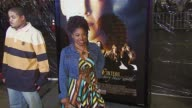 Giovannie Samuels at the 'Freedom Writers' Los Angeles Premiere at the Mann Village Theatre in Westwood California on January 4 2007