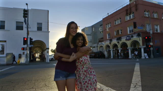 Girlfriends in Venice Beach, CA