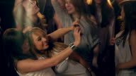 Mädchen Fotos auf disco