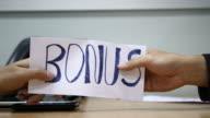 Give a Bonus