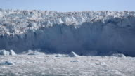 Glacial ice avalanche part 3