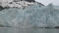 - Gletscher abbricht
