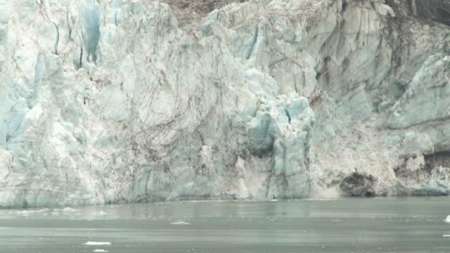 Gletscher abbricht