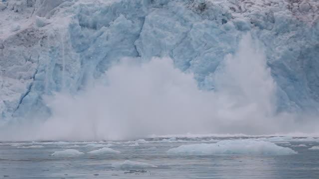Glacier Calvings