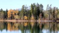 Glacier National Park Lake 5 Calm Water