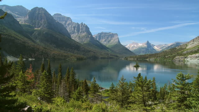 HD: Glacier National Park