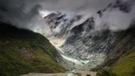 TIME LAPSE: Glacier