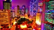 Glamorous Hong Kong.