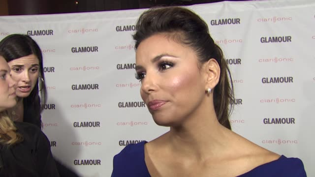 Glamour Reel Moments Premiere Presented By Clarisonic Los Angeles CA United States 10/24/11