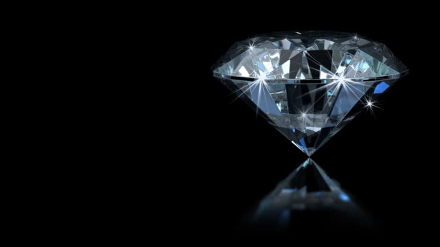 Glamourous Diamond With Magic Sparks (HD1080)