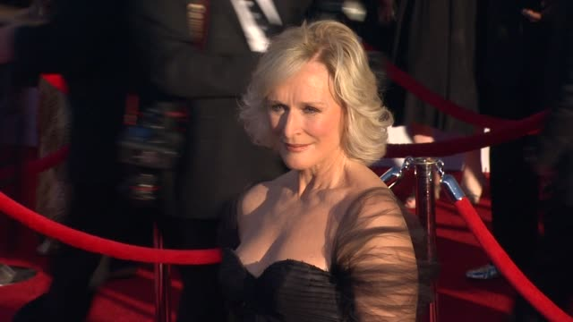 Glenn Close at 18th Annual Screen Actors Guild Awards Arrivals on 1/29/2012 in Los Angeles CA