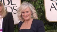 Glenn Close at 70th Annual Golden Globe Awards Arrivals on 1/13/13 in Los Angeles CA
