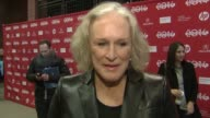 INTERVIEW Glenn Close at 'Low Down' World Premiere 2014 Sundance Film Festival at Eccles Center Theatre on in Park City Utah
