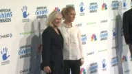 Glenn Close at The 2nd Annual American Giving Awards Presented By Chase on in Pasadena CA