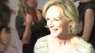 Glenn Close at the 'Damages' Premiere at the Regal Theater in New York New York on July 19 2007