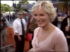 Glenn Close at the Premiere of 'The Stepford Wives' on June 6 2004