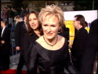 Glenn Close at the Screen Actor's Guild Awards at the Shrine Auditorium in Los Angeles California on February 22 1997