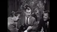 Glenn Ford and Fred MacMurray INTERVIEW Playboy Club p1