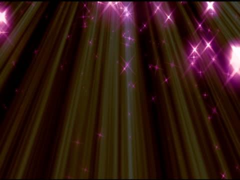 Glitter Aura Streifen