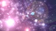 Glitter Dreams Background Loop