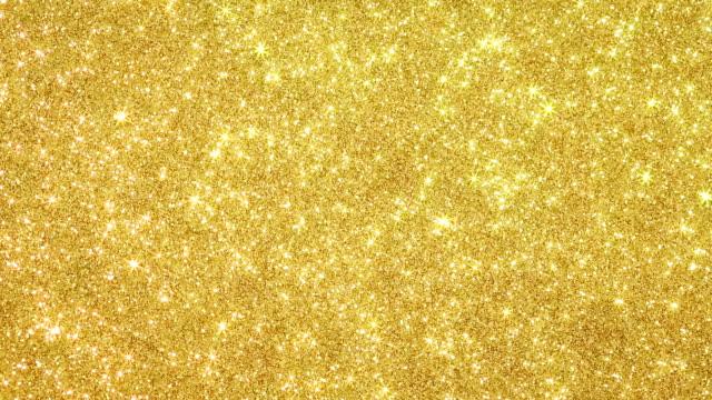 Sfondo scintillante con stelle di piccole dimensioni