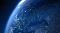 Globale Kommunikation. Europa.
