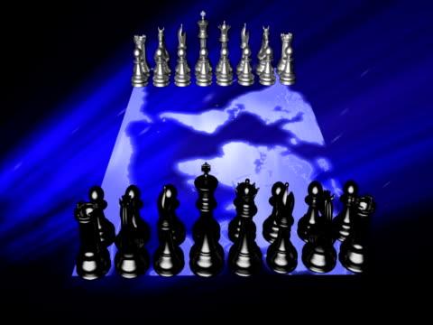 Global Game of Chess - NTSC Loop