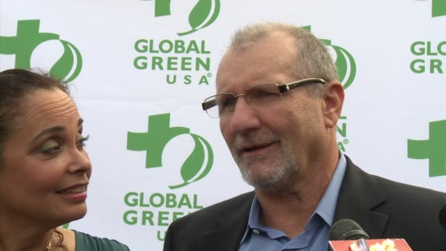 Global Green USA Presents Its 16th Annual Millennium Awards at Fairmont Miramar Hotel on June 02 2012 in Santa Monica California
