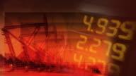 Global Oil Finance Theme (HD Loop)