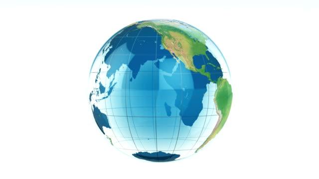 Globe. Loop