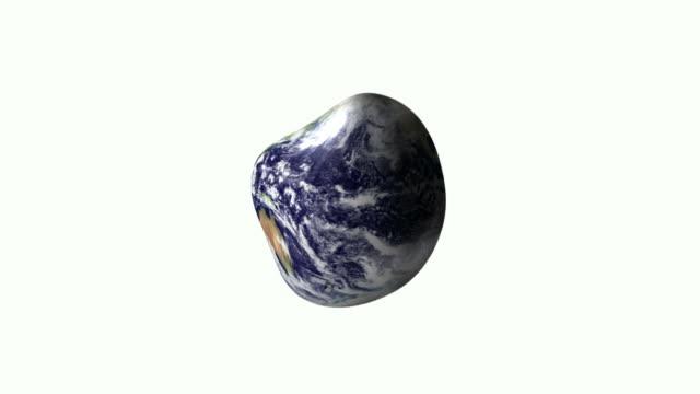 Globular earth