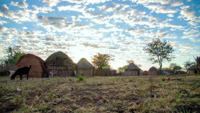 WS DS Ziegen im Himba Village