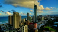 Gold Coast: day to night time lapse