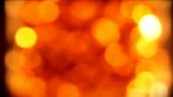 Gold Coloured Vitamins In a Jar Close Up