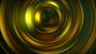 Gold rotating spiral in different patterns Abstract art Backgrounds