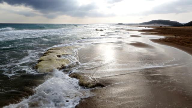 Golden Beach, Rizokarpaso (Dipkarpaz), Northern Cyprus