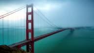 TIME LAPSE: Golden Gate Bridge